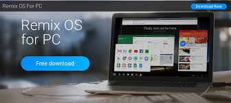 android os for pc remix os for pc developer version is ready to bring android to
