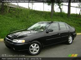 1999 Nissan Altima Interior Super Black 1999 Nissan Altima Se Blond Interior Gtcarlot