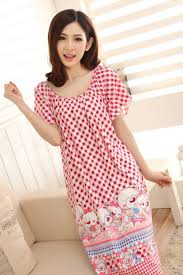 aliexpress com buy loose large size nightgowns for women long