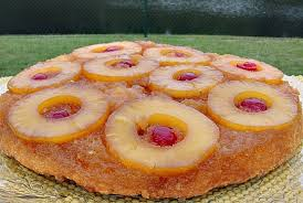 butter rum pineapple upside down cake recipe genius kitchen