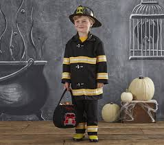 Firefighter Halloween Costume Firefighter Costume Pottery Barn Kids