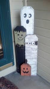 homemade halloween decorations ghost lanterns youtube spooky
