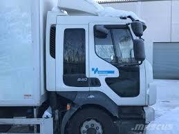 volvo truck fl used volvo fl 240 box trucks year 2008 for sale mascus usa