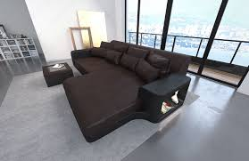 Big Leather Sofas Big Leather Sofa San Diego Led Furniture Sofadreams