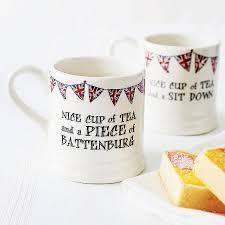 nice cup of tea u0027 mug by sweet william designs notonthehighstreet com
