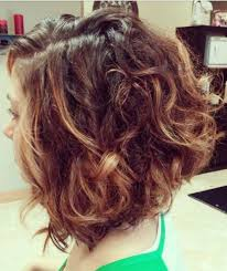 best 25 curly angled bobs ideas on pinterest curly hair bob
