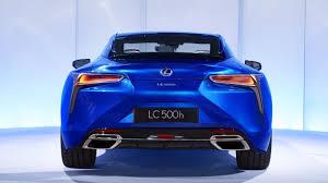 lexus hybrid blue 2016 lexus lc 500h cars hybrid blue wallpaper 2500x1406 896764