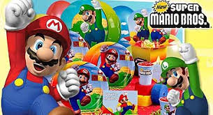 mario party supplies mario broscanada party supplies birthday party ideas