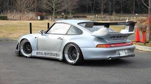 old porsche 911 wide body rauh welt begriff super wide body porsche 911s for the street video