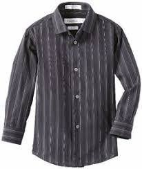 amazon com jack thomas boys 2 7 long sleeve gingham dress shirt
