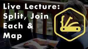 ruby hash map ruby coding lecture split join each and map methods