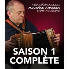 Seeking Saison 1 Teaching Melodeon Stéphane Milleret