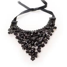 vintage lace choker necklace images Elegant vintage lace choker necklace chokers pendants jpg