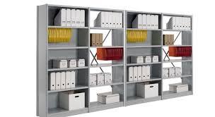 meuble de classement bureau rayonnages de bureau