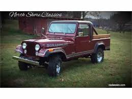 jeep scrambler for sale classic jeep cj8 scrambler for sale on classiccars com