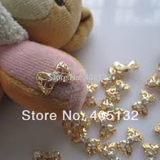 metal 3d bow nail art online metal 3d bow nail art for sale