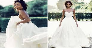 gabrielle union wedding dress gabrielle union wedding dress brides
