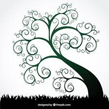 tree silhouette vectors photos and psd files free