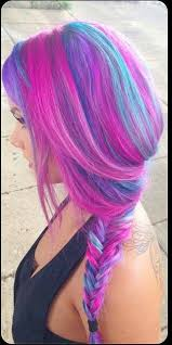 bright colored hair 25 bright hair colors ideas
