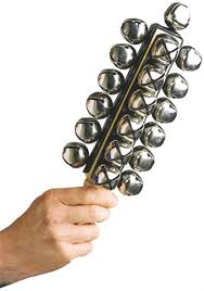 lp percussion cp374 sleigh bells 25 bells and more sleigh