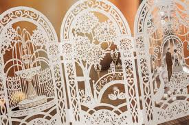 wedding invitations laser cut laser cut wedding invitations church gate design romiz design