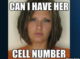 Hot Convict Meme - subject of hot mug shot suing over use of photo