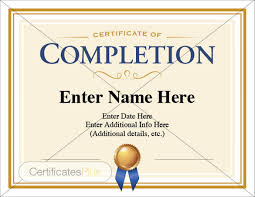 certificate of completion free template word completion certificate templates u2013 36 free word pdf psd eps
