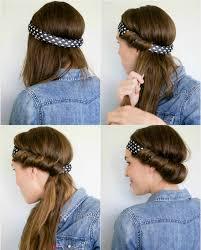 Hochsteckfrisurenen Ohne Haargummi by Locken Ohne Lockenstab 10 Ideen Mit Anleitungen Zum Haarstylen