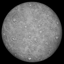 abstract grey planet or satellite look like moon stock illustration