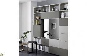 libreria tv calipso bookcase arredo design