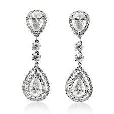 diamond drop earrings image result for diamond drop earrings jewelry