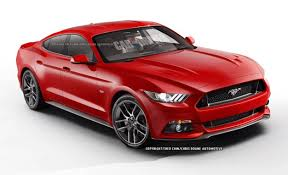 cars like a mustang want to what a 2015 mustang sedan would look like