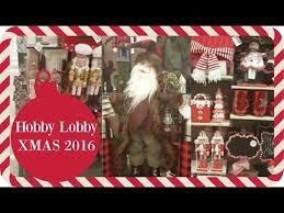 christmas decorations hobby lobby youtube
