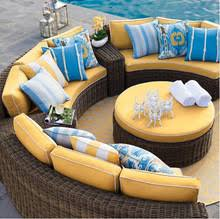 Half Round Sofas Popular Outdoor Round Lounger Buy Cheap Outdoor Round Lounger Lots