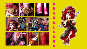 13 Wishes Lagoona Monster High 13 Wishes Haunt The Casbah Draculaura Doll Review