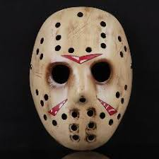scary props brand handmade resin scary mask props for decoration