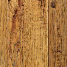 scraped hickory solid hardwood wood flooring the home
