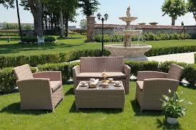 arredo giardino mobili da giardino offerte arredo giardino in rattan e ferro