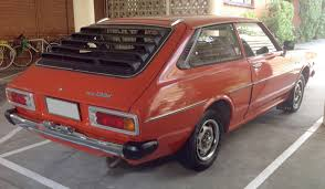 classic toyota corolla 1977 toyota corolla liftback first car competition shannons club