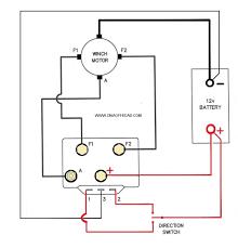 12 volt winch solenoid wiring diagram 4 terminal at kwikpik me