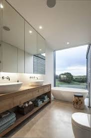 best images about commercial restroom pinterest toilets ideas for small modern bathrooms good love the massive window behind bath which opens room with view like that why