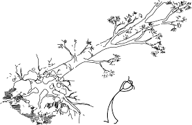 pine tree coloring pages forest service coloring page tree