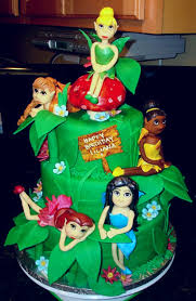 tinker bell birthday cake tinker bell fairy friends