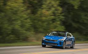 2018 kia stinger pictures photo gallery car and driver
