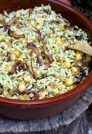 cuisiner le riz basmati riz épicé aux pois chiches amour de cuisine