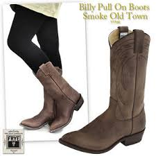 womens boots frye frye 77700 billy pull on smoke town boots size us 6