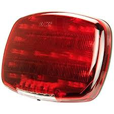 battery powered emergency lights amazon com blazer c6355 red led emergency light work light with