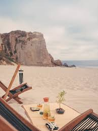 zen inspired beach picnic at pt dume impressions los angeles