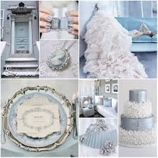 blue and silver wedding light blue and silver wedding inspiration munaluchi