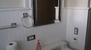 Wainscoting Bathroom Ideas Colors Wainscoting For Bathroom Walls Amys Office